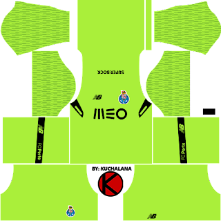 FC Porto Kits 2017/18 - Dream League Soccer