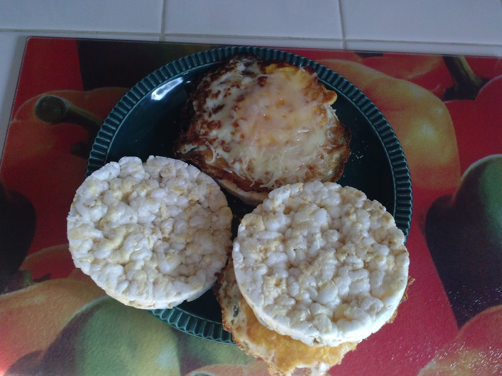 Good Food Rice Cakes Cheddar Cheese