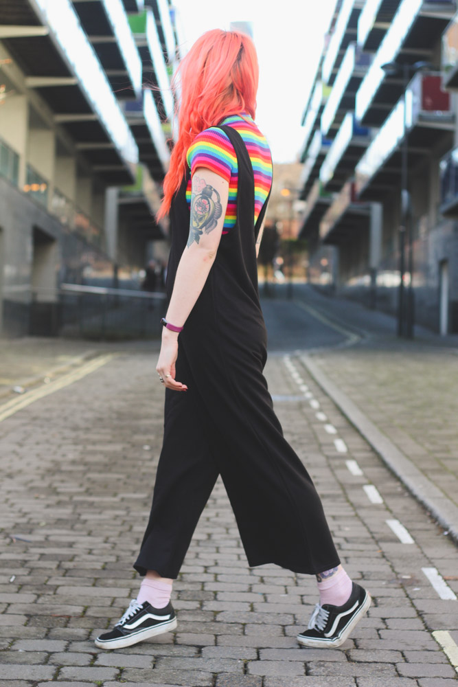 Alternative Fashion Blogger Foxxtailz Styles LOTD