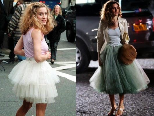 Carrie Bradshaw Tutu Skirt 76