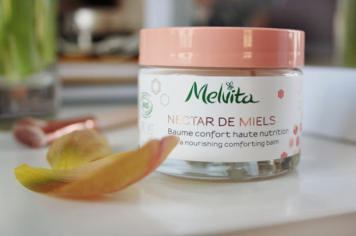 melvita honey comforting balm for face