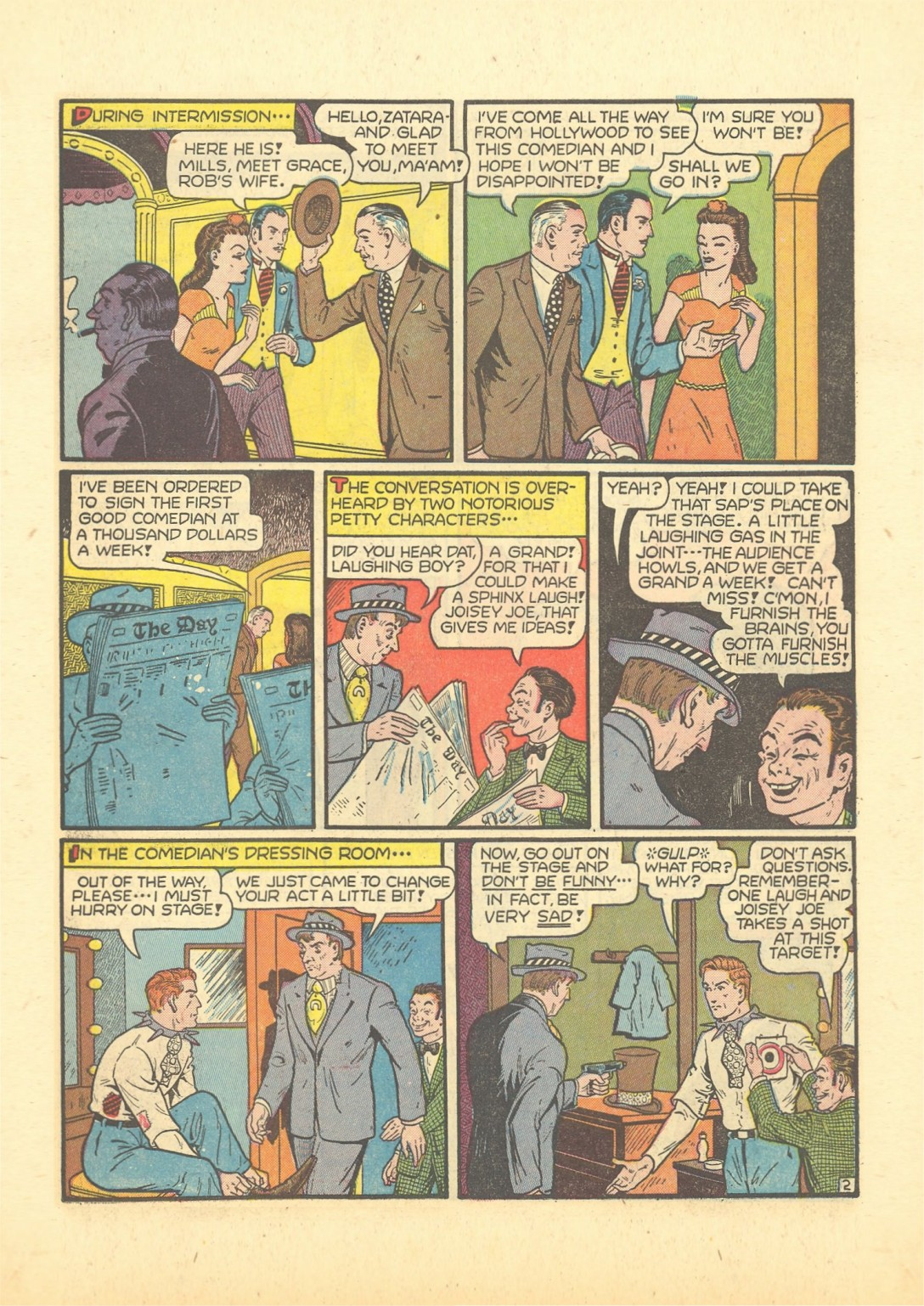 Action Comics (1938) 56 Page 57