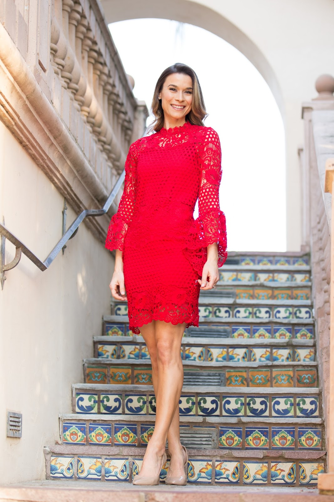 Jewelry Jeans Red Lace Dress Valentines Day And Beyond