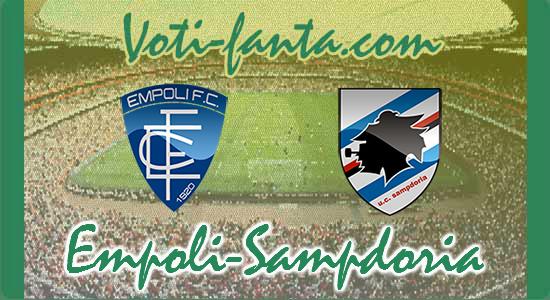 Empoli - Sampdoria 1-1: Tabellino, Assist e pagelle a cura di G. Grandoni