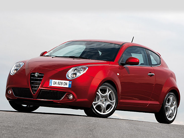 Look At the Car: 2013 Alfa Romeo Mito