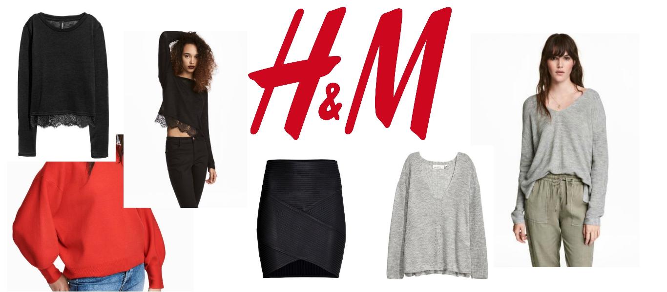 H&M style wish list