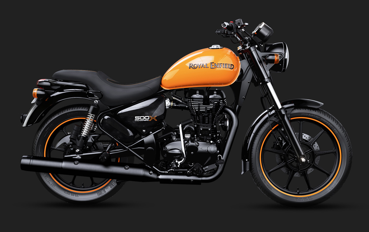 Royal Enfield Thunderbird 500 Hd Images All Latest New Old Car
