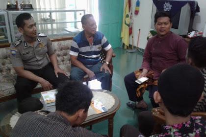 Program SSDP, Petugas Sampaikan Pesan Kamtibmas SMP Muhammadiyah 1 Yogyakarta