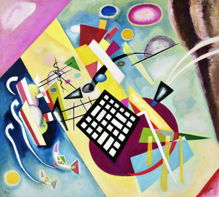 Vasilij Vasiljevič Kandinski - Page 3 Wassily+Kandinsky+-+Tutt%2527Art%2540+%252876%2529