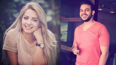 محمد رشاد, مى حلمي, حفل زفاف,