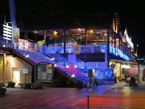 Nagasaki Dejima Wharf, Nagasaki Prefecture, Kyushu, Japan