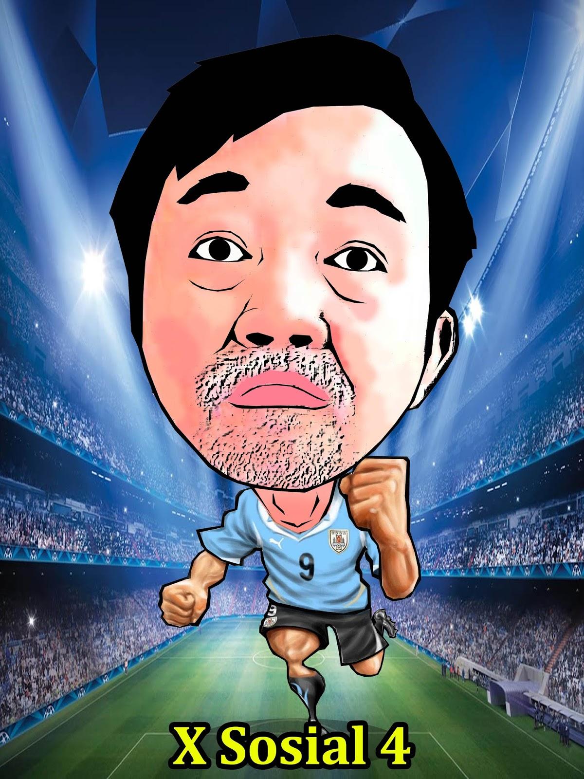 Karikatur Bola