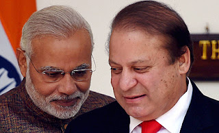 modi and nawaz pics together