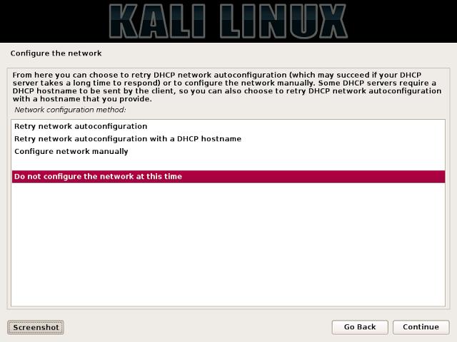 Membuat Dual Boot Kali Linux 2.0 Dengan Windows 8.1