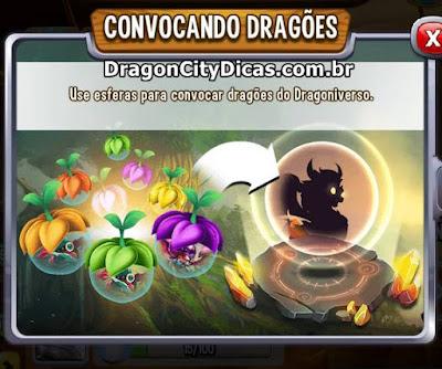 A Árvore da Vida foi liberada - Convoque dragões!