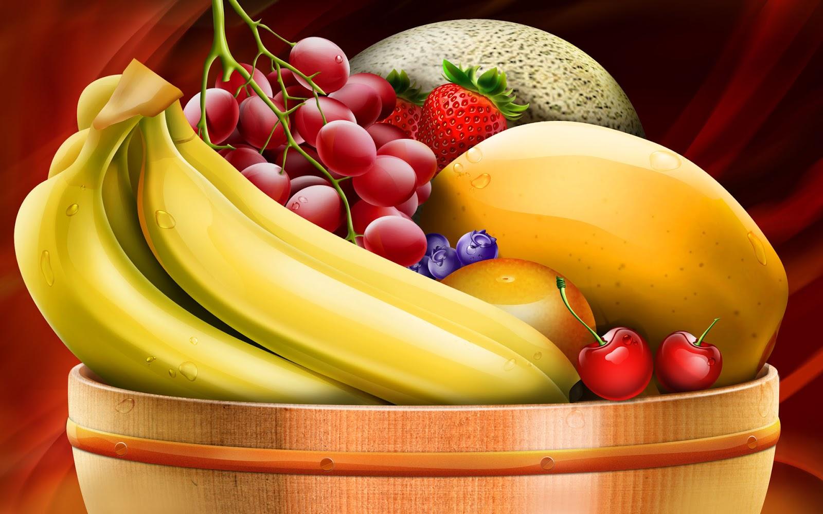 Manfaat Kesehatan Dari Makan Buah