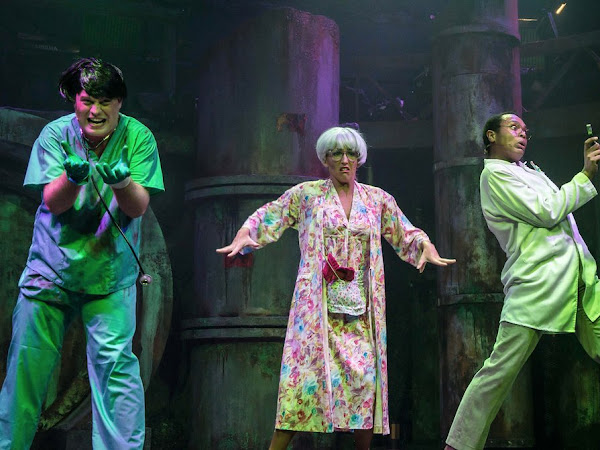 The Toxic Avenger, Arts Theatre | Review
