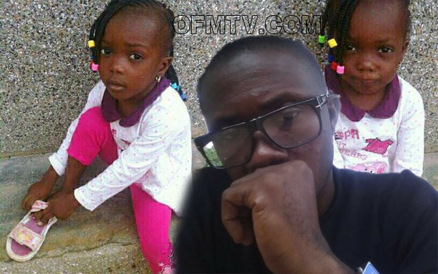 "Obiri Yeboah Fentemfrem Of Adom FM And His Late Daughter ""Awura Abena Boatemaa Fentemfrem"""