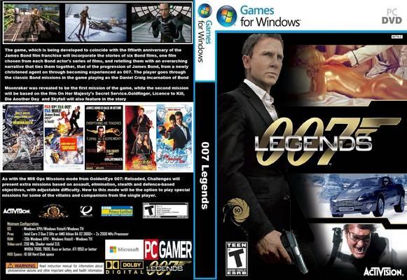 007 Legends GAME PC REPACK - PHOENIXEL