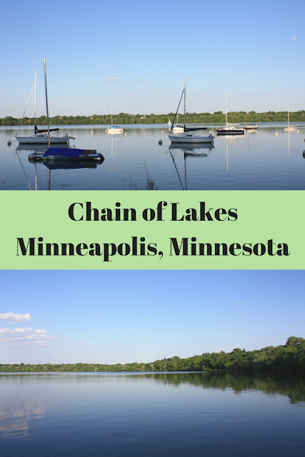 Chain of Lakes Minneapolis, Minnesota