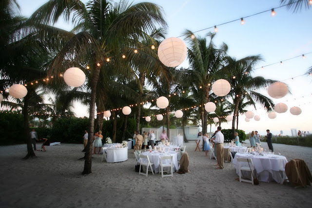 South Seas Resort wedding reception on Captiva Island