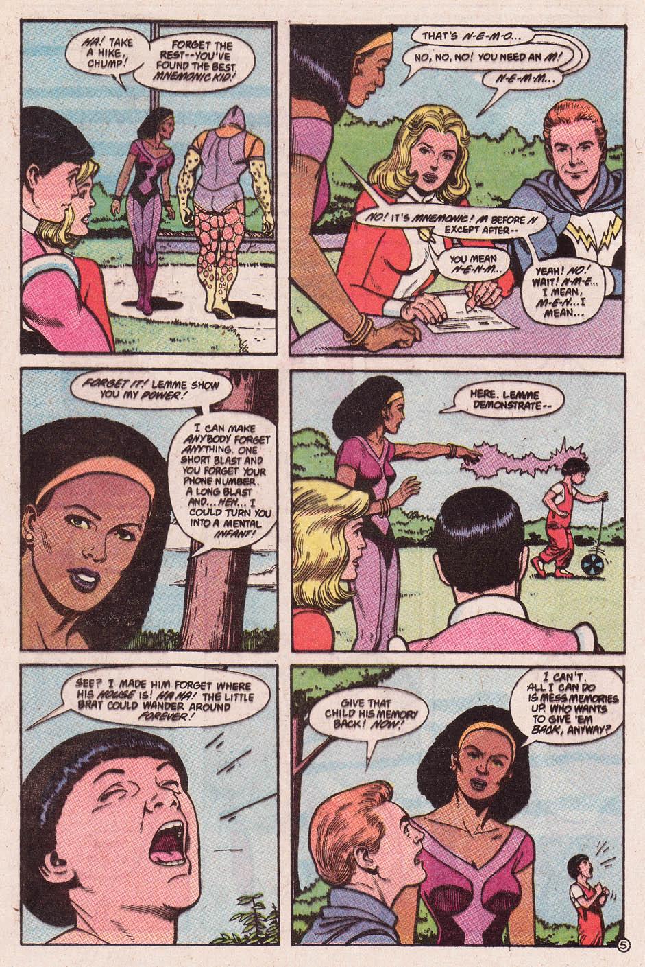 Read online Secret Origins (1986) comic -  Issue #46 - 31