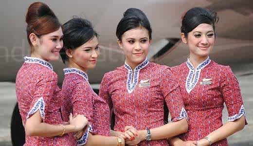Cek Gaji Pramugari Lion Air yang Diterima Setiap Bulan