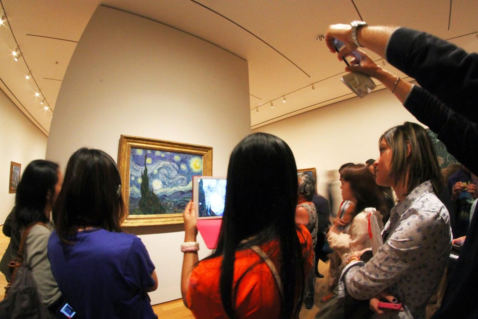 VISITAR o MOMA - O Museu de Arte Moderna, ou MoMA (para os amigos!) | EUA