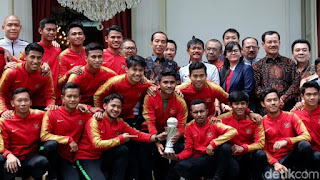 Timnas Indonesia U-22 Bakal Uji Coba Lawan Bali United