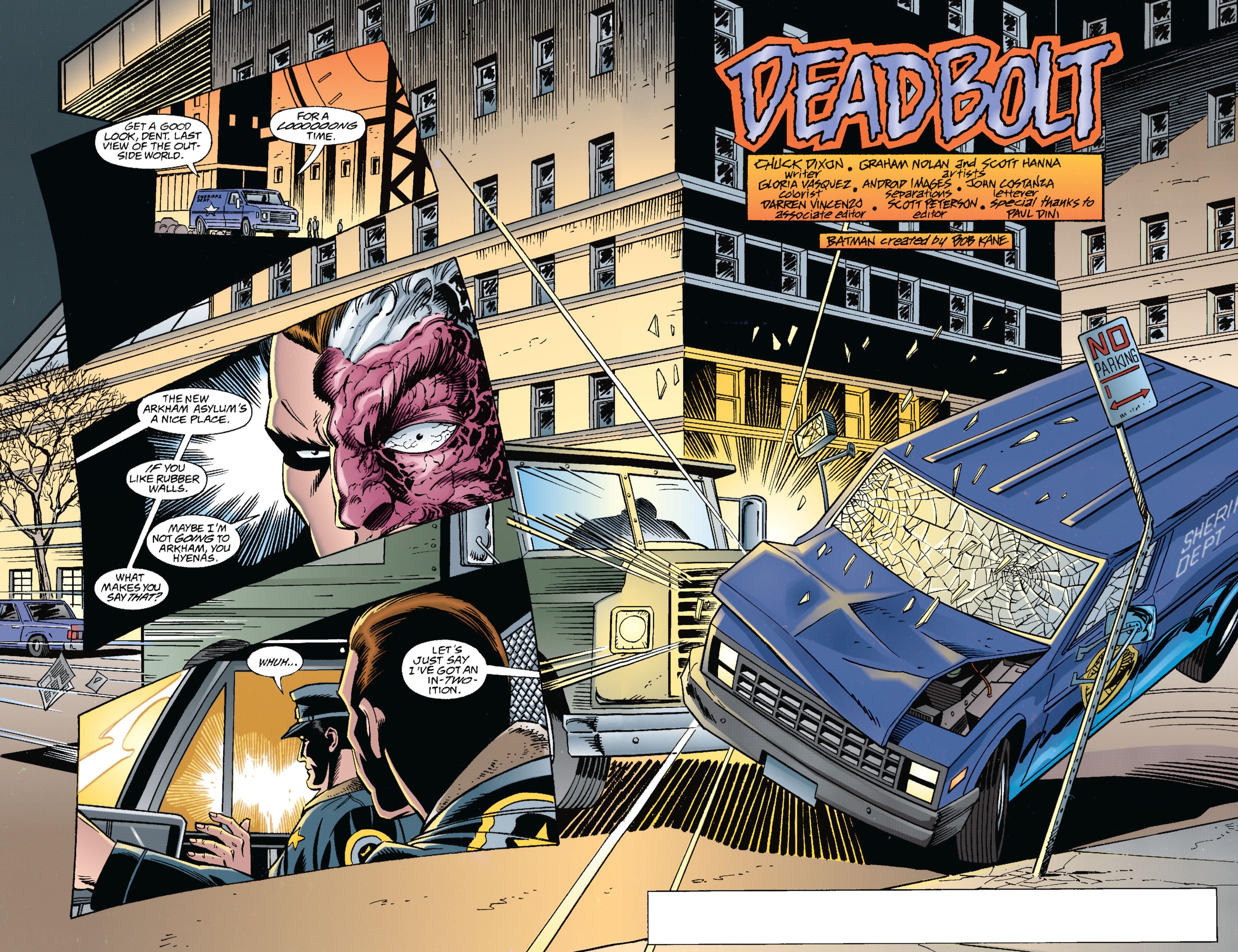 Detective Comics (1937) 697 Page 2