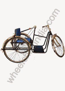 Tricycle Deluxe Single Hand Drive