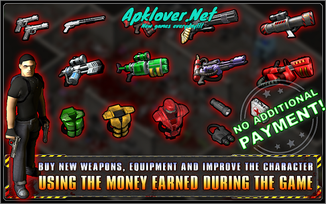 Alien Shooter Premium MOD APK