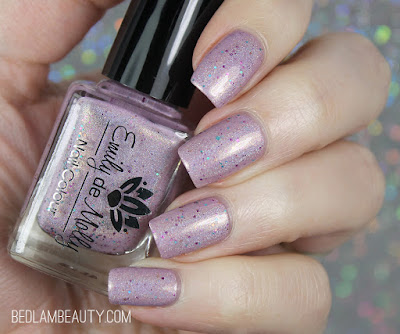 Emily de Molly Dappled Lilac | March 2018
