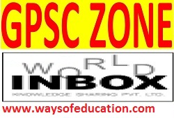GPSC ZONE (13/04/2019 TO 25/04/2019) BY WORLD INBOX