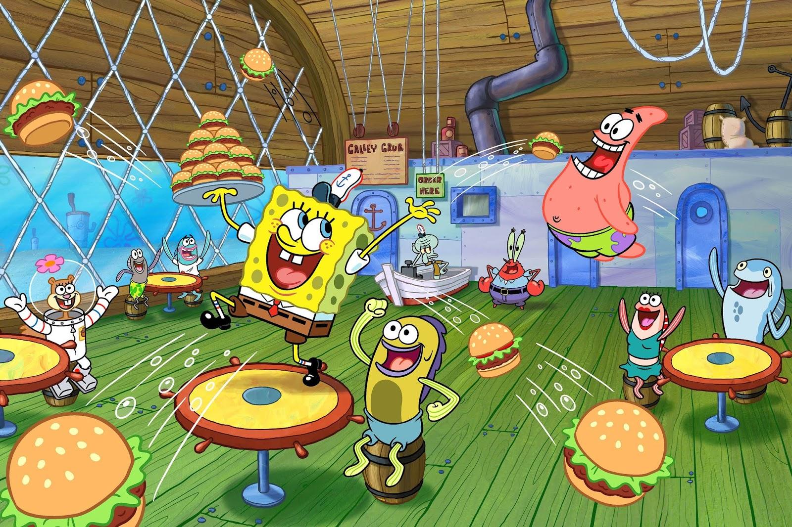 Spongebob Halloween Episode 2020 NickALive!: Nickelodeon to Premiere 'SpongeBob Appreciation Day
