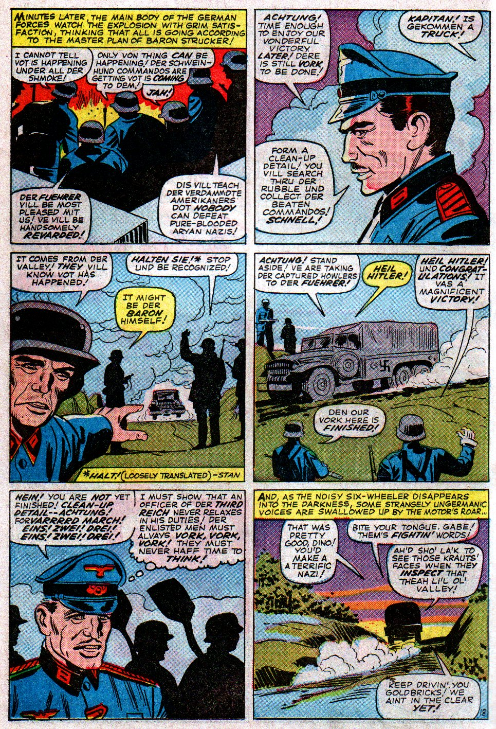 Read online Sgt. Fury comic -  Issue #14 - 26