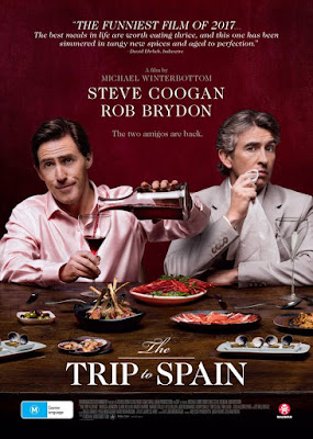 The Trip To Spain 2017 DVD R1 NTSC Latino