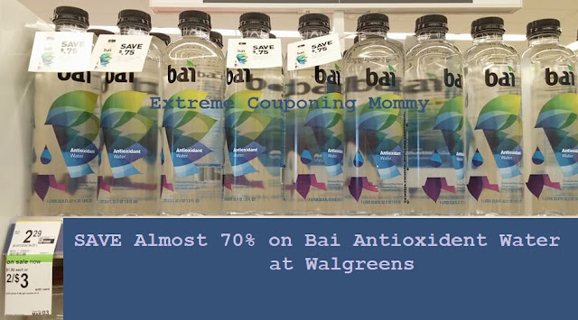 f5bba4d643 Extreme Couponing Mommy: SAVE on Bai Antioxident Water at Walgreens