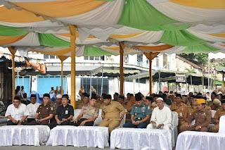 Para Tamu Pembukaan Ramadan Fair