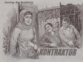 """Cerkak Panjebar Semangat, Edisi 19 Oktober 2013, """"Kontrakor"""""""