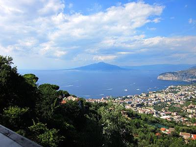 Maisemakuvia Napolinlahdelta, Fotodays