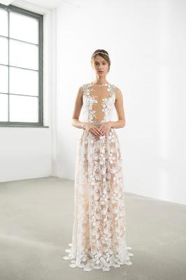 d587118e15 cielista suknia ślubna z koronki ...
