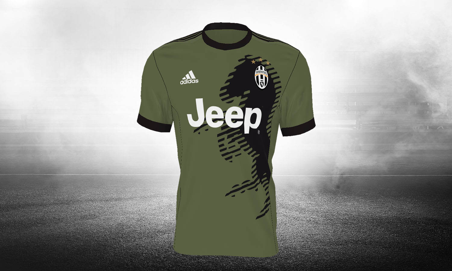 6b45f8a4f Check out some of the best Juventus 2017-18 third kit proposals below.