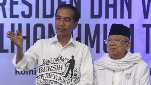 Targetkan Jokowi-Ma'ruf Menang Besar, TKN Bikin Strategi Perang Total