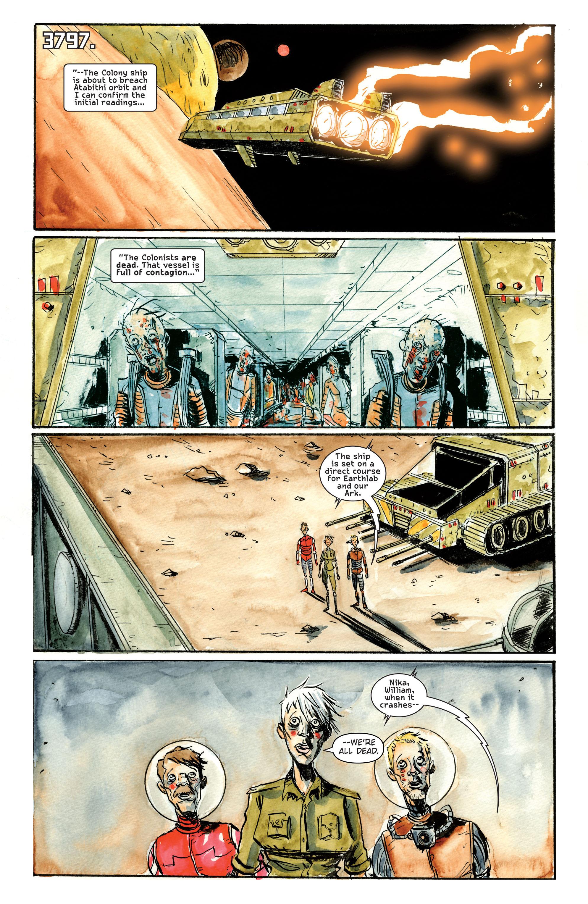 Read online Trillium comic -  Issue # TPB - 183