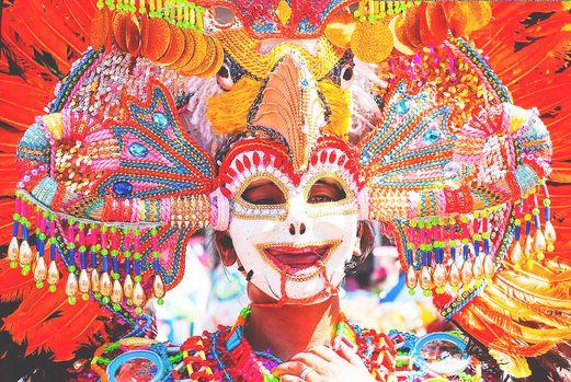 Masskara Festival from Bacolod