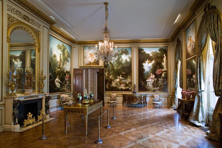 Historia del mueble y de la decoraci n interiorista 18 - Tom interiores ...