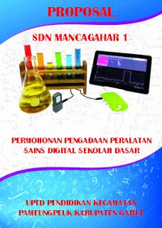Proposal Permohonan Pengadaan Peralatan Sains Digital Tingkat Sekolah Dasar (SD)