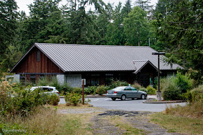 Deception Pass State Park Admin Building