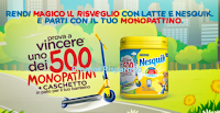 Logo Nesquik: gioca e vinci 500 monopattino con caschetto